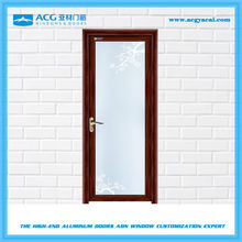 Top selling surface treatment for Wooden balcony casement doors