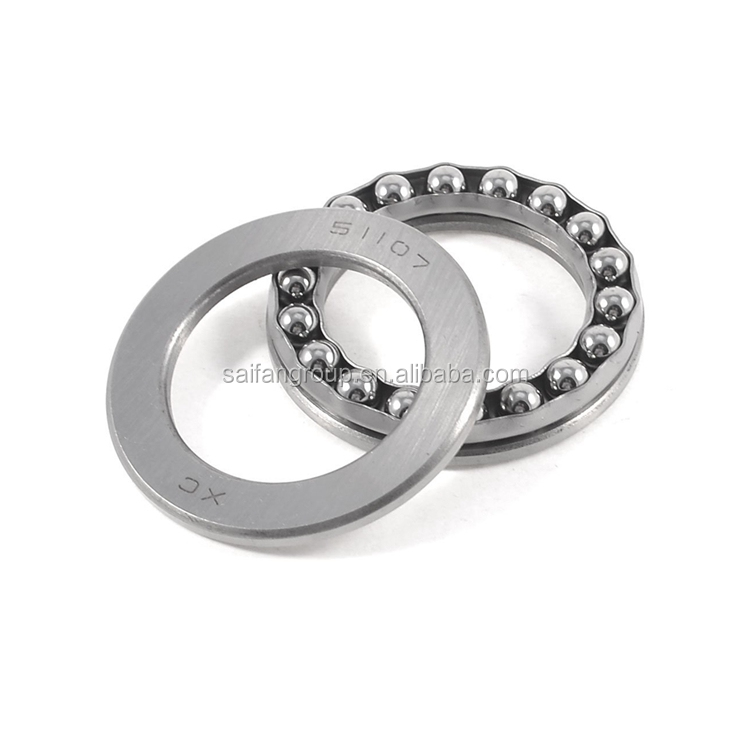 High Precision 51220 Thrust Ball Bearing For Auto Pump Machine SAIFAN 51220 Bearing