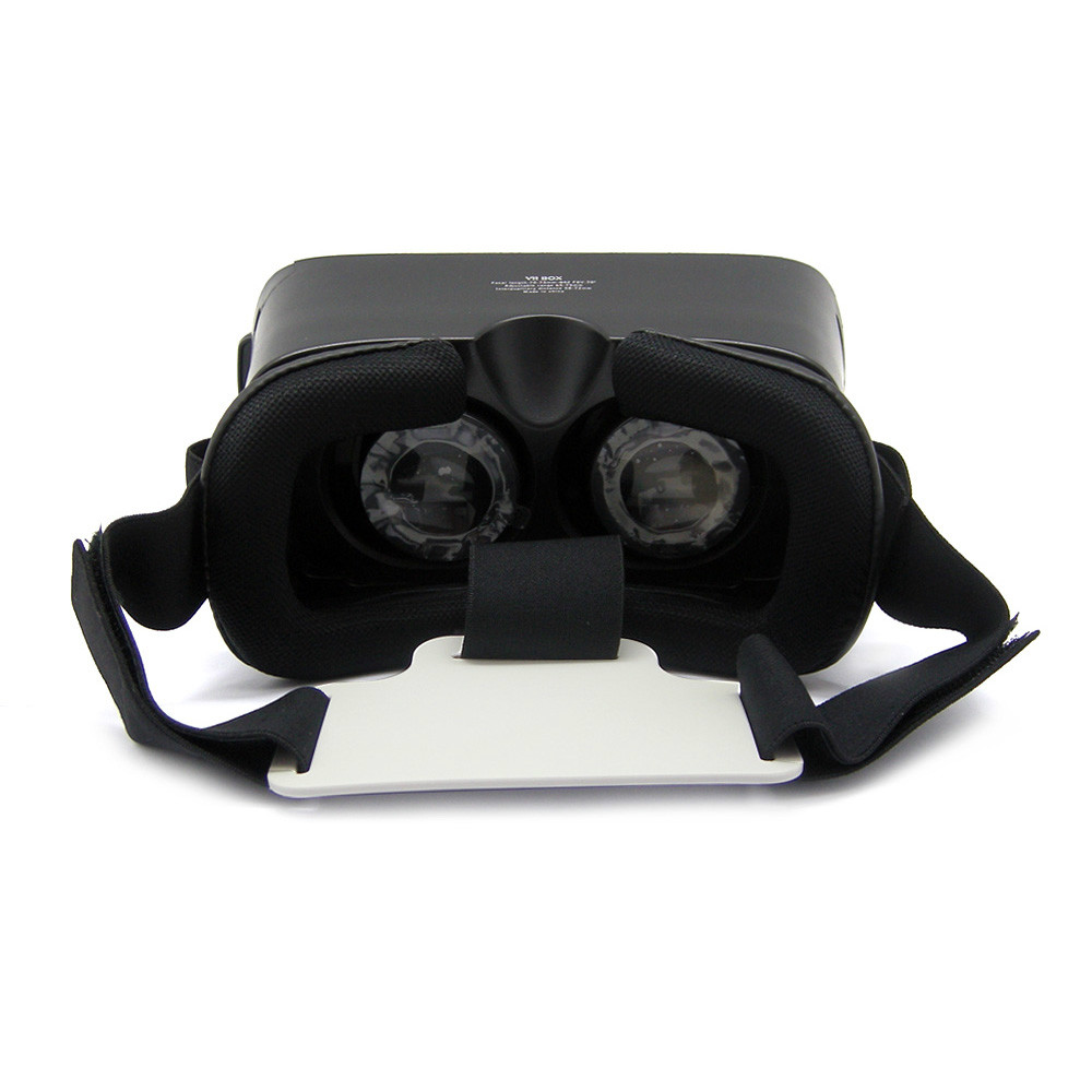 Virtual Reality VR Headset VR Box 3d Video Glasses Games Google Cardboard with Remote Controller for 4.7-6 inch Iphone Android