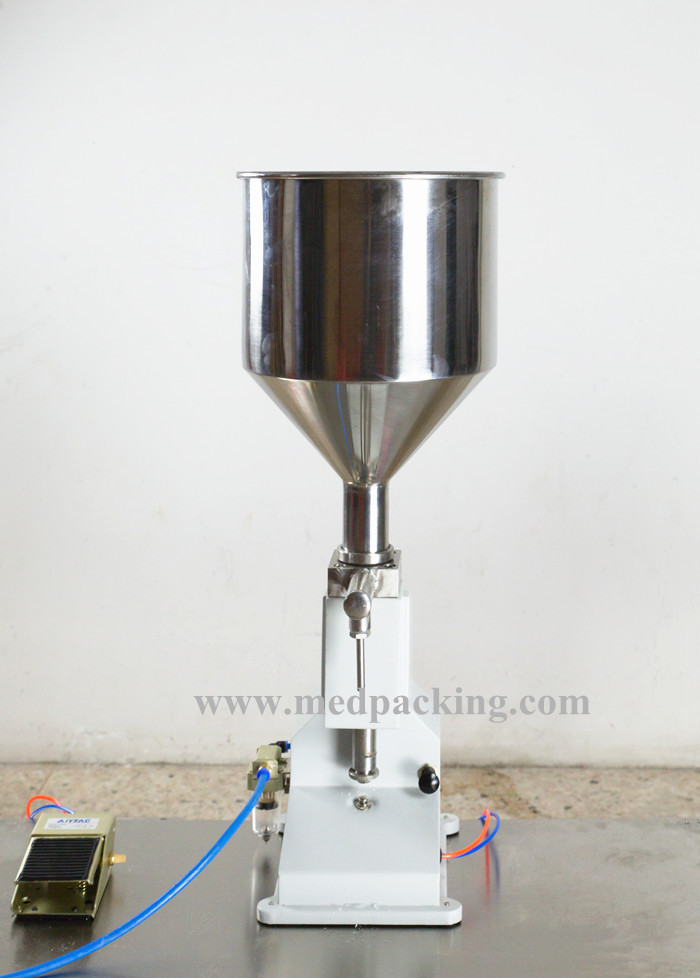 5~50ml Desktop Full Air Mud Filling Machine <strong>A02</strong>