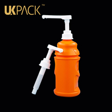 UKPACK 10ml or 15ml or 30ml plastic pump dispenser,syrup pump food