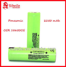 original panasonic battery/ panasonic ncr 18650 3400mah battery/ 18650 mod battery