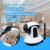 Newest Top Saful WIFI+GSM+GPRS IP camera Alarm System Anti-thief Burglar Home Security WIFI Alarm System