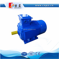 1.1kw 2800rpm three phase foot mounting induction motor