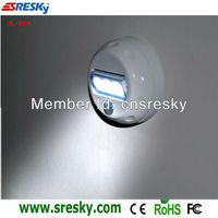 Aaa Battery Day Night Light Motion Sensor Toilet Sensor Light Led