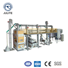 Wheat Paddy Seed Cleaning Plant