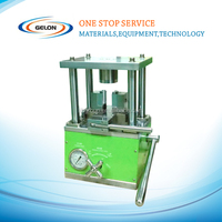 cylindrical cases sealing machine for battery use