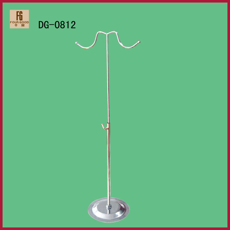 garment hanging display stands rotating display stand tablet display stand