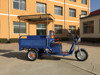 TEB-66 solar tricycle three wheels tuk tuk cargo