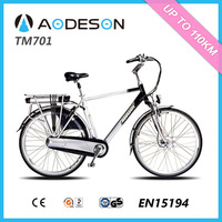 battery powered bicycle motorized bike used ce electric bike en15194 approved TM701 electric cycle lithium battery