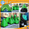 Inflatable psp paintball bunkers air snow bunker for archery game