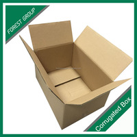 BE FLUTE PAPER PACKAGING BOX CARTON WITH CUSTOM DESIGN