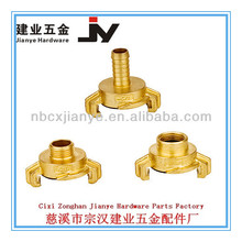 Brass GEKA Air Hose coupling
