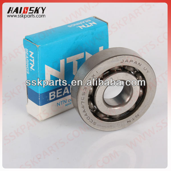 HAISSKY corp motorcycle parts 6300 Motorcycle crankshaft bearings