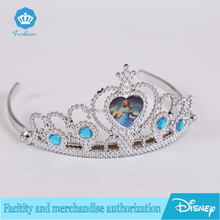 FS-C030 FIve Diamond Frozen Products Elsa Anna Princess Queen Crown for Kids for Sale