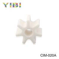 High precision thermo stability zirconia parts