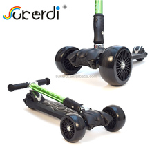 Iscoot Pro fun pro three wheel kick scooter child age scooter