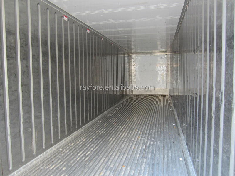 Carrier unit used reefer container 40ft used reefer container