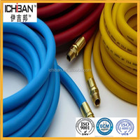 ROCH REACH cetificated excellent quality pvc air hose, breathing air rubber hoes, air compressor hose