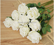 high quality wholesale artificial rose flower