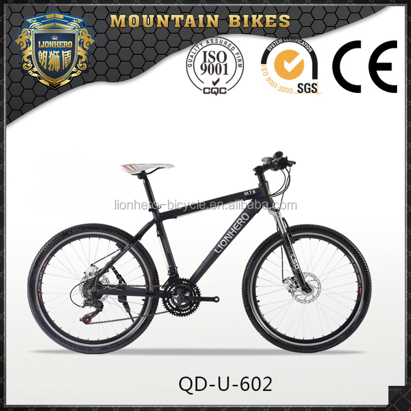 "2016 new model adult mountain bike 26"" BMX bicycle 21s with cheap price"