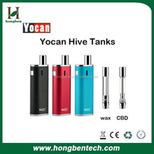 2017 New Arrived CBD Oil Vapor and Wax Vaporizer Yocan Hive 2in1 Device