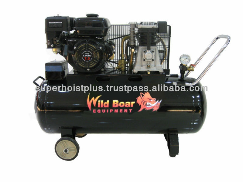 New Portable Petrol Motor Copper Wire Air Compressor