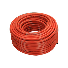 PVC red flexible hose,rubber air hose,air braided pipe