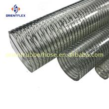 OEM spiral pure milk beer PVC pvc excellent duct discharge hose suppliers