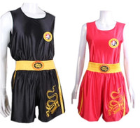 wholesale athletic wear sleveless sportswear boxing vest for men soccer shorts for training and competing