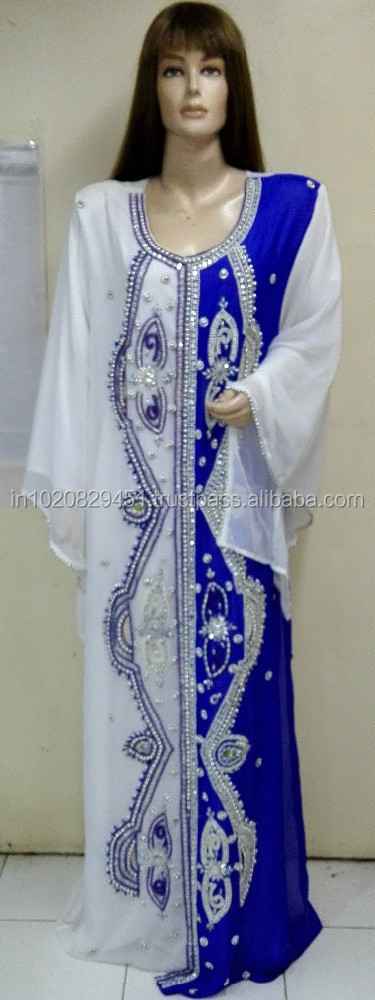 Kaftans And Maxi Dress Abaya Dubai Arab Africa Muslim Islamic Clothing