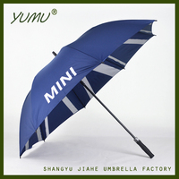 "Double Layer Golf Umbrella 30"", 2 Layer Promotional Gifts Umbrella"
