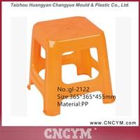 Eco-friendly Modern Design Best Selling Plastic Garden Stool