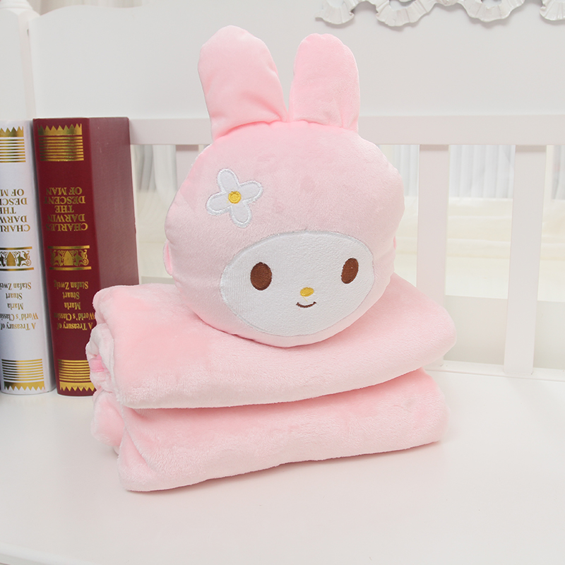 Promotional double sided plush blanket Exported to Worldwide