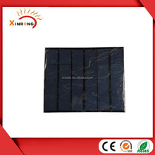 Polycrystalline Silicon Material 156 Solar Cell 3W Mini Solar Panel