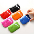 waterproof PVC colorful earphone case / bag