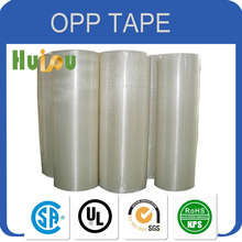 BOPP/PVC/PET/TPFE Single Side Transparent Color Adhesive Tape