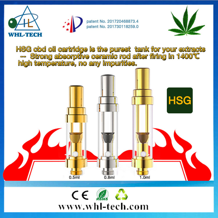 2018 WHL mini vaporizer cartridge wholesale vape pen battery e cigarette