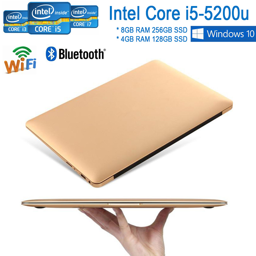fanless i5 <strong>laptop</strong> computer Win10 ultrabook 13.3 inch Intel Core i5 5200u 8gb ram 256gb ssd <strong>laptop</strong>
