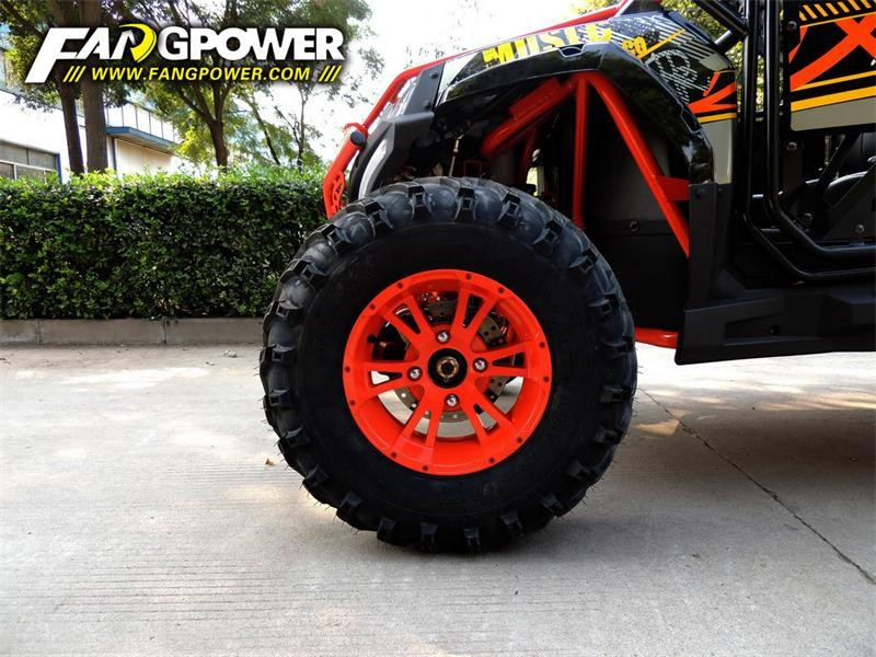 High performance 400cc 4-stroke engine utv from Fangpower