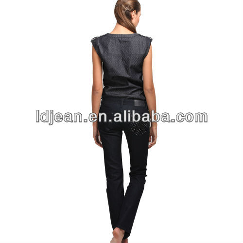 2014 atacado la jeans ídolo dólar fantasia jeans jeans para as mulheres( ldzq22)