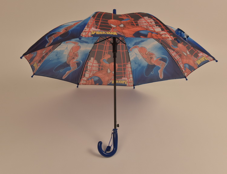 High Quality cute safty small cartoon mini toy umbrella kids umbrella