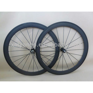 carbon cyclocross wheels clincher 50mm depth 23mm width for road bike&cyclocross bike 3K/UD/12K matt/glossy