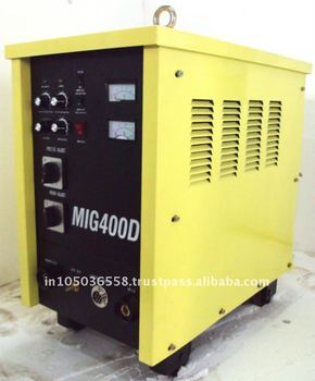 MIG Welding Machine 400 AMPS (Diode Based) manufacturer