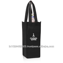 liquor bottle bags