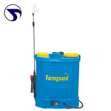 Factory wholesale 6.25KGS high pressure electric garden sprayer