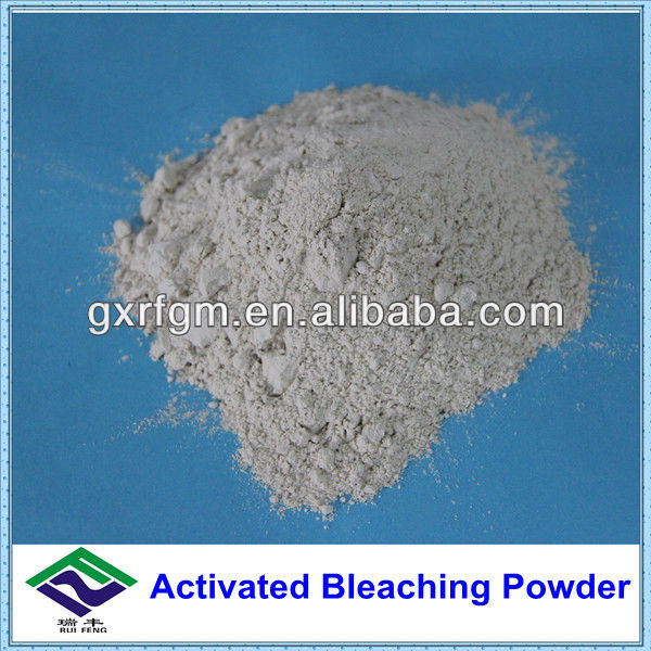 Acid Activated bleaching powder
