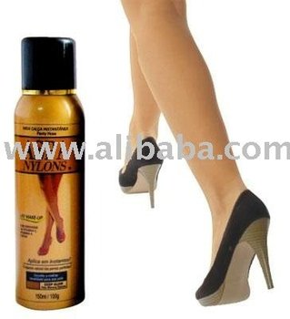 Aspa Nylons Leg Spray MakeUp, the pantyhose instant