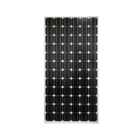 top sale mono 190w 195w 200w 205w 210w photovoltaic pv solar panel module for end users