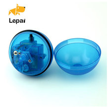 2017 Hot sale new products Led magic Ball Cat Laser Toy